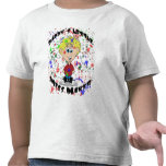 Daddy's Little Mess Maker Tees