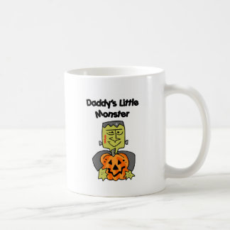 Daddy's Little Monster Coffee Mug