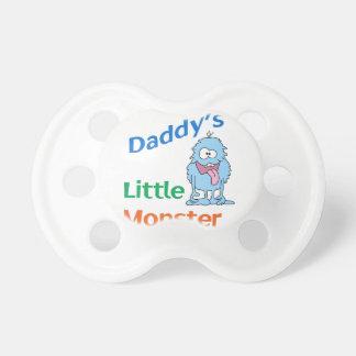 DADDYS LITTLE MONSTER BooginHead PACIFIER