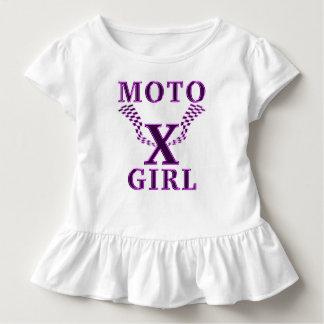 Daddy's little Motocross girl Toddler T-shirt