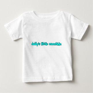daddy's little munchkin tee shirt
