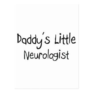 Daddy's Little Neurologist Postcards