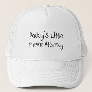 Daddy's Little Patent Attorney Trucker Hat