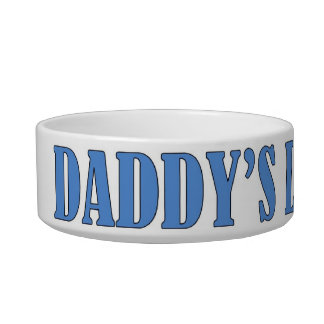Daddy's Little Prince Bowl