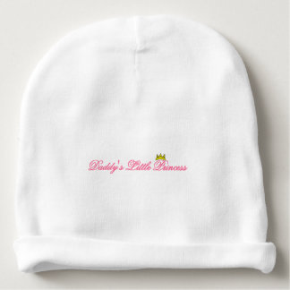 """""""Daddy's Little Princess"""" Baby Hat"""