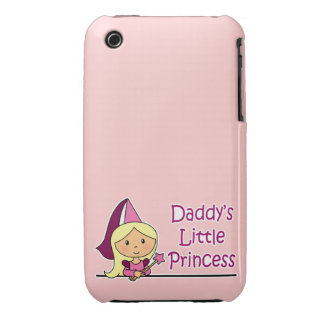 Daddy's Little Princess iPhone 3 Case-Mate Cases