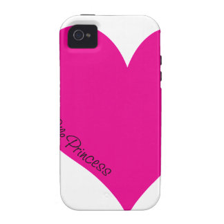 Daddy's Little Princess Case-Mate iPhone 4 Case