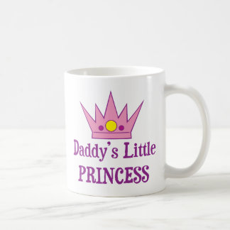 Daddys Little Princess Coffee Mug