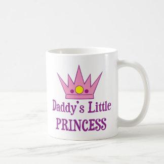 Daddys Little Princess Coffee Mug