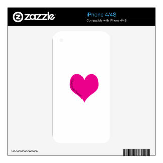 Daddy's Little Princess Decal For iPhone 4