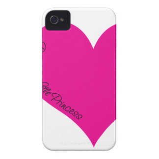 Daddy's Little Princess iPhone 4 Case