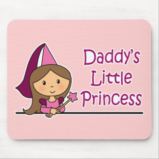 Daddy's Little Princess Mouse Pad