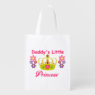 Daddy's Little Princess Reusable Bag