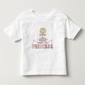 Daddys Little Princess Toddler T-Shirt