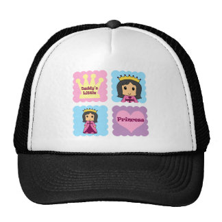 Daddy's Little Princess Trucker Hat