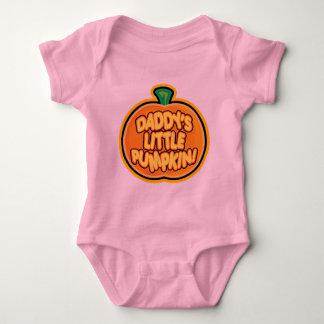 DADDY'S LITTLE PUMPKIN! BABY BODYSUIT