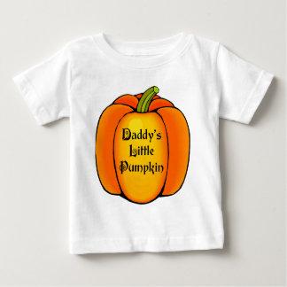 Daddy's Little Pumpkin Baby T-Shirt