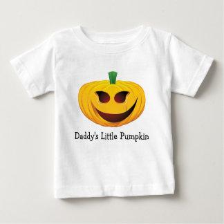Daddy's Little Pumpkin Halloween T-Shirt