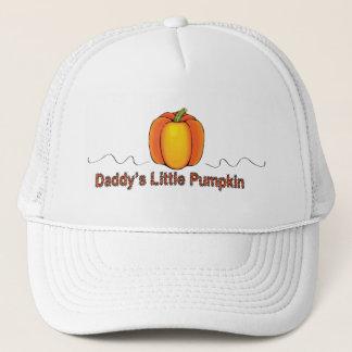 daddy's little pumpkin hat