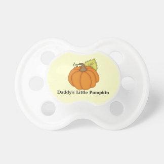 Daddy's Little Pumpkin Pacifier