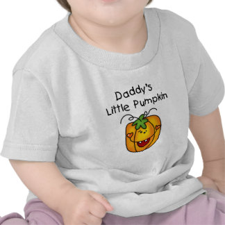 Daddy's Little Pumpkin T-shirts and Gifts