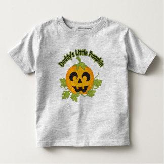 Daddy's Little Pumpkin Toddler T-shirt