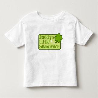 Daddy's Little Shamrock Toddler T-shirt