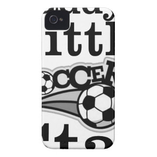 Daddy's Little Soccer Star iPhone 4 Case