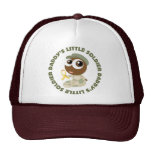Daddys Little Soldier Ethnic Military Support Hats