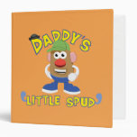 Daddy's Little Spud Binder