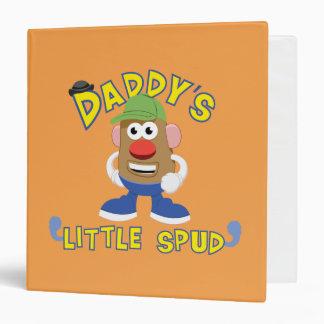 Daddy's Little Spud 3 Ring Binders