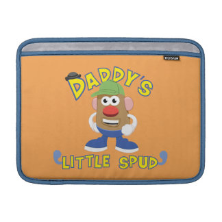 Daddy's Little Spud Sleeves For MacBook Air