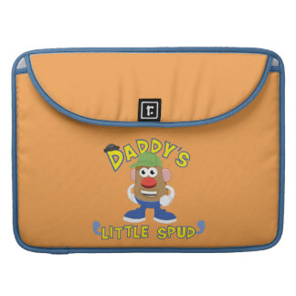 Daddy's Little Spud Sleeves For MacBooks