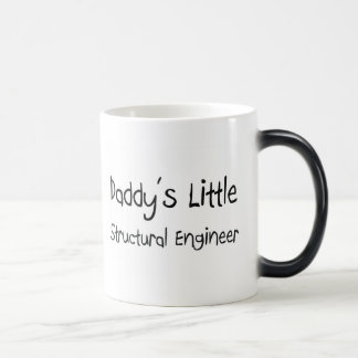 Daddy's Little Structural Engineer Magic Mug