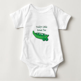 Daddy's Little Sweet Pea Baby Bodysuit