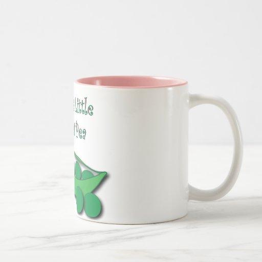 Daddy's Little Sweet Pea Mug