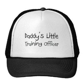 Daddy's Little Training Officer Trucker Hat