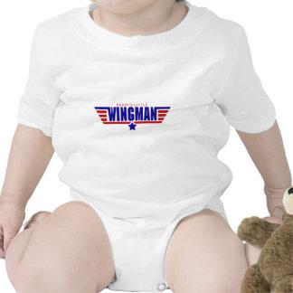 Daddy's Little Wingman Shirts