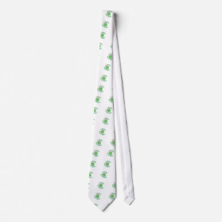 Daddy's Lucky Charm Neck Tie
