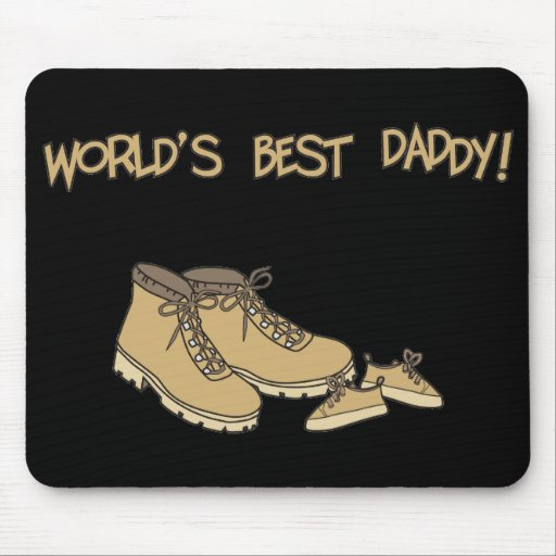 Daddy's Office Mousepad