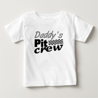 Daddy's Pit Crew Infant T-shirt