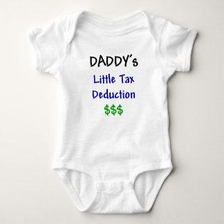 Daddys poca deducción fiscal polera