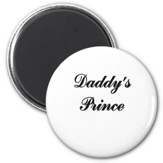 Daddy's Prince Magnet