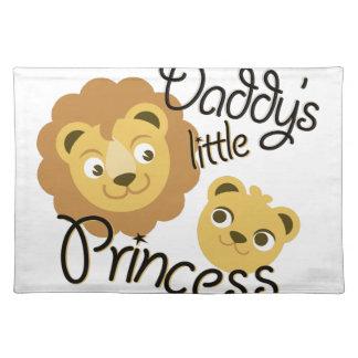 Daddys Princess Placemat