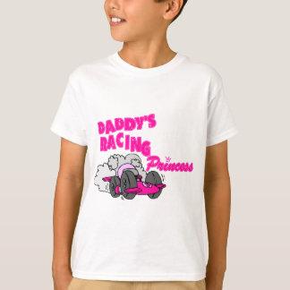 Daddy's Racing Princess T-Shirt