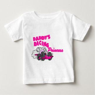 Daddy's Racing Princess Tee Shirt