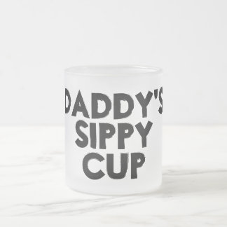 Daddy's Sippy Cup Mug