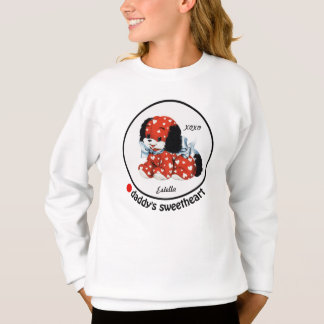 Daddy's Sweetheart. Baby Gift T-Shirts