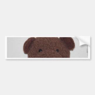 Daddys Teddy Bear Bumper Stickers