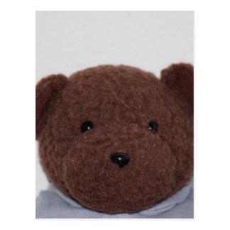 Daddys Teddy Bear Postcard